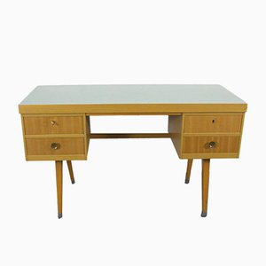 Formica & Plywood Desk from EKA, 1950s