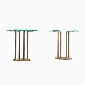 Side Tables by Peter Ghyczy, 1970s, Set of 2