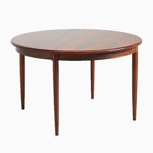 Table de Salle à Manger Ronde par Niels Møller, 1960s