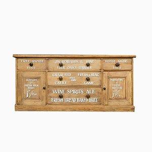 Mid-Century Victorian Style Pine Dresser