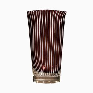 Murano Glass Vase from Cenedese Vetri, 1960s