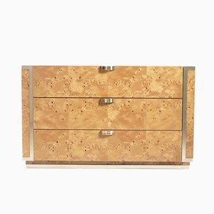 Kleiner Schubladenschrank von J.C. Mahey für Roche Bobois, 1970er