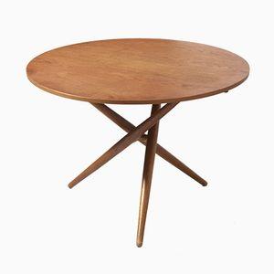 Ess.Tee.Tisch Tisch von Jürg Bally für Zurich Wohnhilfe, 1950er