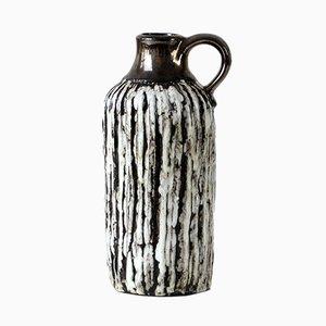 229 Syracuse Fat Lava Vase von Ceramano, 1960er