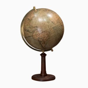 Terrestrial Globe from Columbus, 1950s