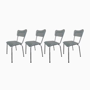 Chip Chairs by Tim Power for Zeritalia, 1990s, Set of 4