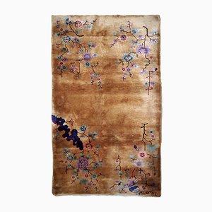 Chinesischer Art Deco Teppich, 1920er