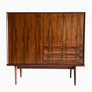 Mid-Century Paola Bar Cabinet by Oswald Vermaercke for V-Form