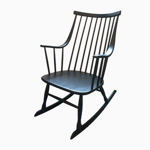 Rocking Chair par Lena Larsson pour Nesto, Suède, 1960s
