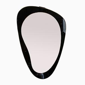 Vintage Free Form Mirror