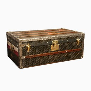 Cabin Steamer Trunk from Goyard, 1930s