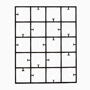 Lámpara de suelo o pared Squares de Atelier Areti