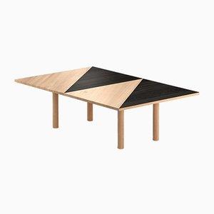 Table Parallélogramme par Atelier Areti