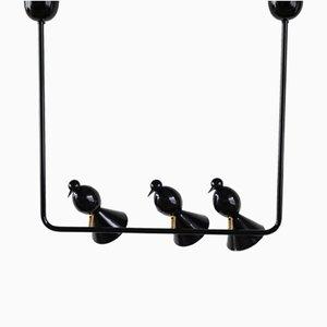 Lampe à Suspension Alouette 3 Birds U par Atelier Areti