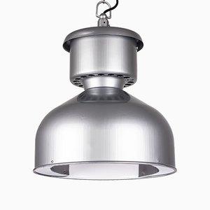 Polish Industrial Pendant Lamp from Mesko, 1960s