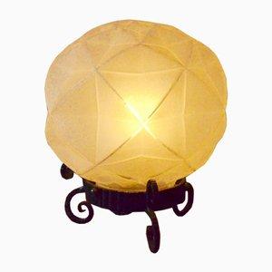Lampe de Bureau Art Deco, France