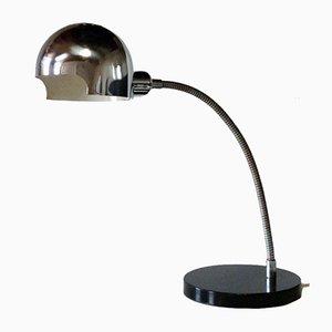 Lámpara de mesa era espacial vintage de Reggiani