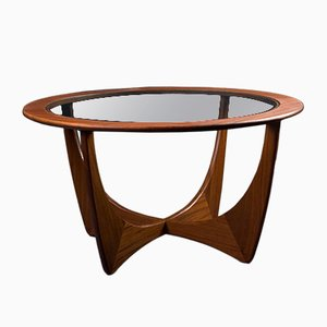 Astro Coffee Table in Teak by Victor Wilkins for G-Plan, 1960s