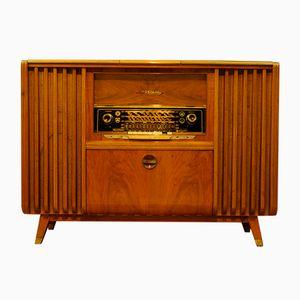 Armoire à Musique Vintage de Grundig