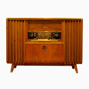 Vintage Music Cabinet from Grundig