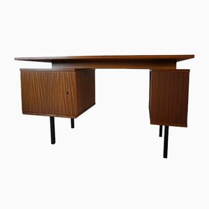 Small Minimalistic Teak Writing Desk, 1960s