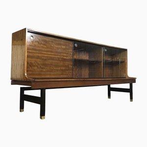 Mid-Century Librenza Sideboard mit Glasscheiben von G-Plan, 1950er
