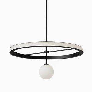 Lampe à Suspension Anneau par Atelier Areti