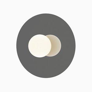 Plafonnier ou Applique Murale Disque et Sphère par Atelier Areti