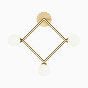 Rhombus Wandlampe von Atelier Areti