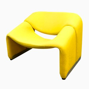 F598 Groovy Lounge Chair by Pierre Paulin for Artifort, 1970s