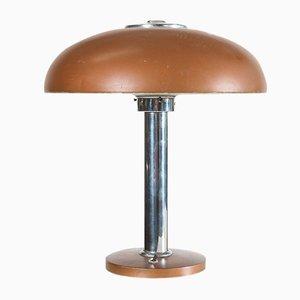 Lampada da tavolo modello 546 di Giò Ponti per Ugo Pollice, anni '40