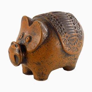 Salvadanaio vintage in ceramica di Bay Keramik