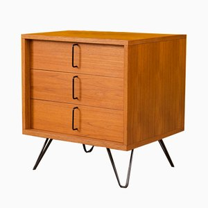 Small Chest or Nightstand, 1960s