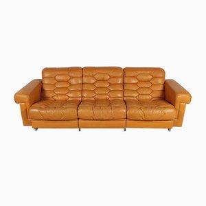 Vintage DS-P 3-Sitzer Sofa von Robert Haussmann für De Sede