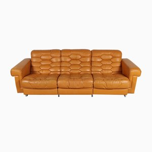 Vintage DS-P Three-Seater Sofa by Robert Haussmann for De Sede