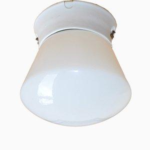 Lampada da soffitto 657 vintage di Marianne Brandt & H. Bredendieck per Kandem