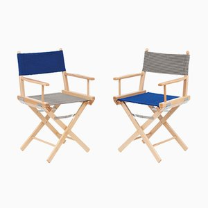 Director's Chairs #3 and #4 by Telami & Rossana Orlandi