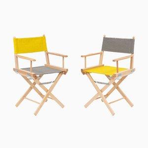 Sillas de director de cine #5 & #6 de Telami & Rossana Orlandi