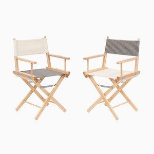 Director's Chairs #7 und #8 von Telami & Rossana Orlandi