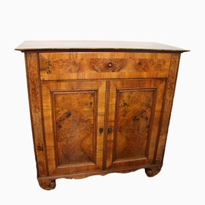 Biedermeier Commode with Voluted Feet, 1840s