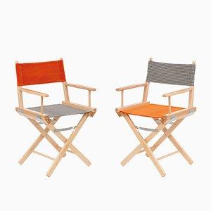Director's Chairs #9 und #10 von Telami & Rossana Orlandi
