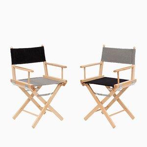 Director's Chairs #11 und #12 von Telami & Rossana Orlandi
