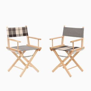 Director's Chairs #13 and #14 by Telami & Rossana Orlandi