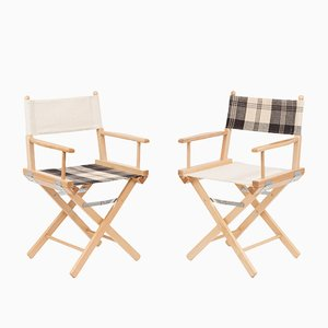 Director's Chairs #23 and #24 by Telami & Rossana Orlandi