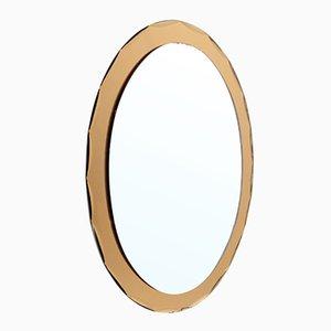 Mid-Century Italian Mirror, 1970s