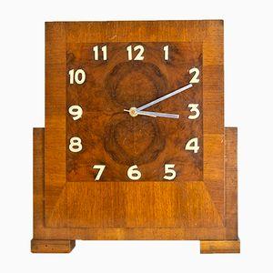 Art Deco Clock, 1940s