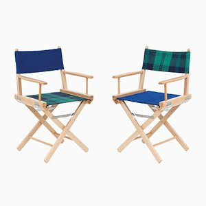 Director's Chairs #29 and #30 by Telami & Rossana Orlandi