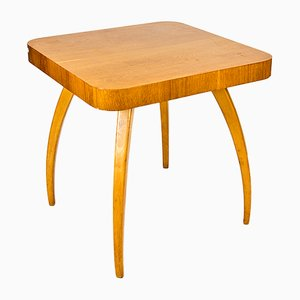 Czechoslovakian H-259 Spider Table by Jindřich Halabala for UP Závody, 1960s