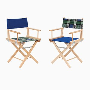Director's Chairs #31 and #32 by Telami & Rossana Orlandi