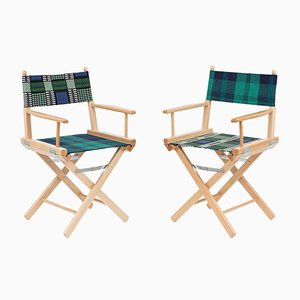 Director's Chairs #33 and #34 by Telami & Rossana Orlandi